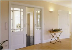 Стильные и удобные межкомнатные двери