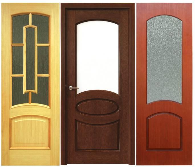 Кашированные двери