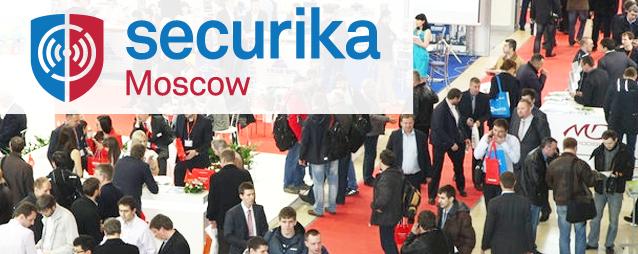 Международная выставка Securika/MIPS